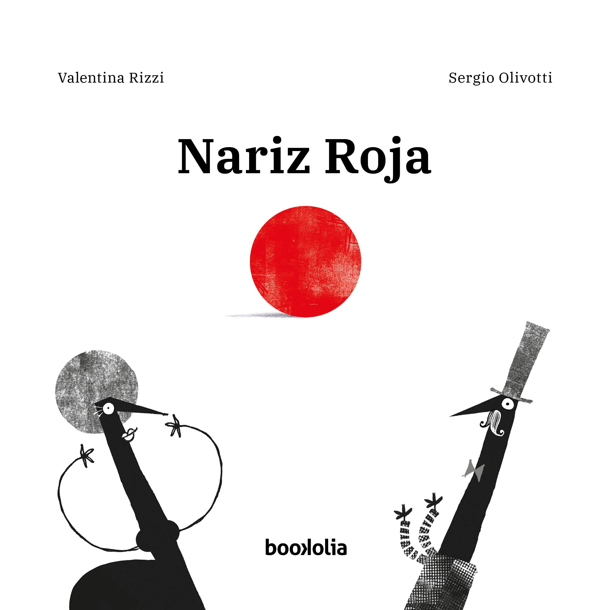 Nariz roja - Libros infantiles para regalar en Reyes