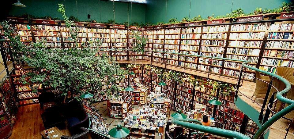 7 librer as de literatura hispanoamericana bookolia - Libreria marcial pons barcelona ...